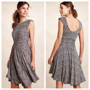 ANTHROPOLOGIE South Shore Jersey Dress {A39}